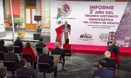 Mexicanos estarán inmunizados en octubre; plan de vacunación ha funcionado: AMLO