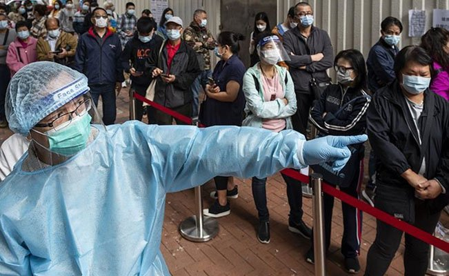 Prohibirán el ingreso a los no vacunados vs COVID a establecimientos en China