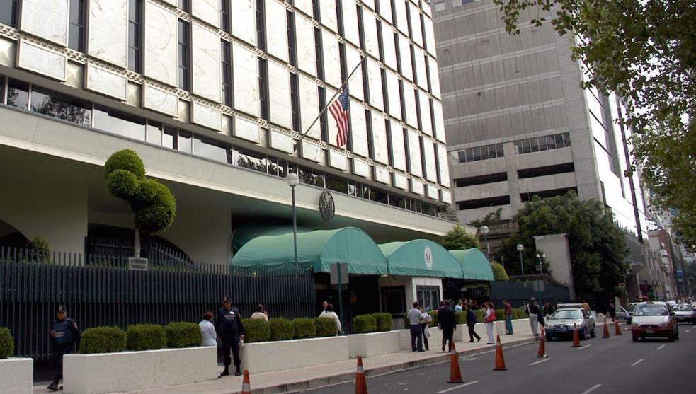 Embajada de EU en México, ofrece trabajo con 20 mil pesos al mes