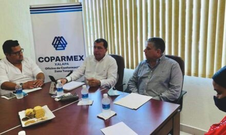 Fortalecen SSP y empresarios acciones para prevención del delito en Tuxpan
