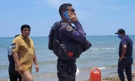 Triple ahogamiento en Coatzacoalcos