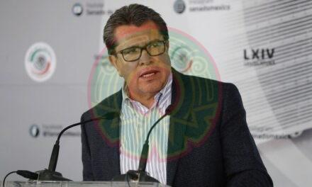 Voy a estar en boleta presidencial; espero estar en Morena y con AMLO: Monreal