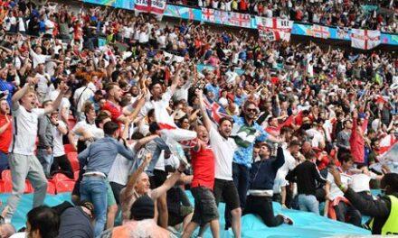 Eurocopa deja 2 mil contagios en Escocia