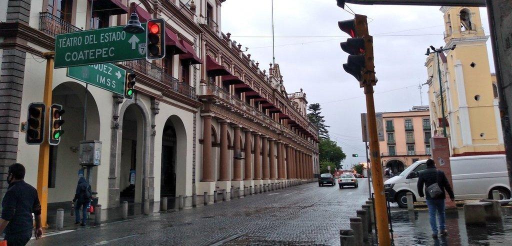 La noche de este sábado en la ciudad de Xalapa 25 casos nuevos de COVID-19 y lamentablemente 2 defunciones