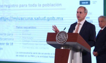 México recibirá 'dotación muy limitada' de vacunas COVID-19 de Pfizer las próximas semanas: López-Gatell