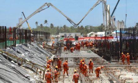 Dos Bocas: Avances en los trabajos de construcción al día de hoy