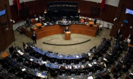 Sin quórum, Comisión de Puntos Constitucionales del Senado avala dictámenes para modificar la Constitución