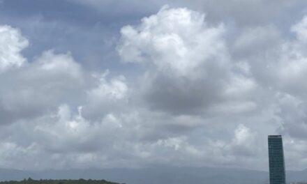Se prevé que a partir de hoy dominen condiciones limitadas para lluvias en gran parte de Veracruz, sin descartar, algunos eventos de corta duración en la zona sur y en montañas.
