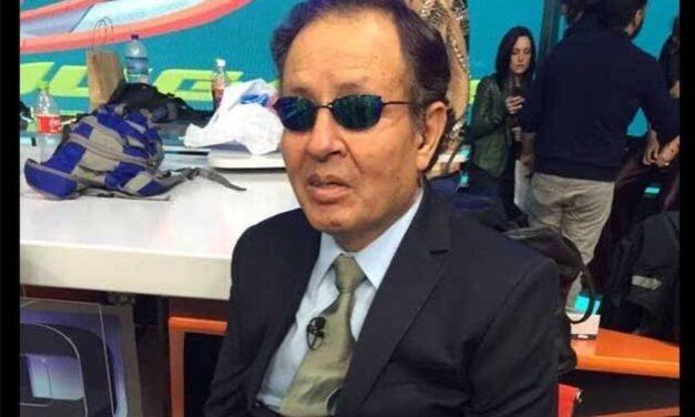 El actor Sammy Pérez muere a los 65 años luego de una larga batalla contra el covid-19