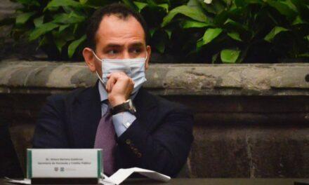 Arturo Herrera dejará la Secretaría de Hacienda el 15 de julio