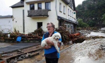 Al menos 42 muertos por inundaciones al oeste de Alemania