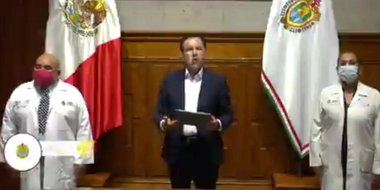 """Los """"jóvenes"""" de 30 a 39 años de Coatza, Xalapa y Veracruz recibirán a partir de este lunes la primera dosis de la vacuna"""