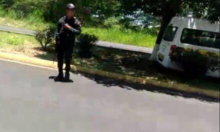 Vehículo de Coppel se accidenta en la carretera Xalapa – Veracruz, a la altura de El Lencero