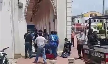 SSP despliega operativo en Cosamaloapan tras agresión a 2 policías y un civil