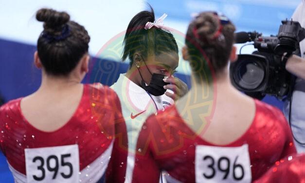 Simone Biles, la gran estrella de los JJOO de Tokio, se retira también de la final individual