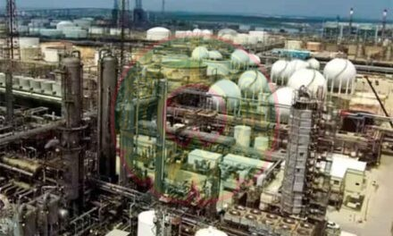 Avanza el proceso de compra-venta de la refinería Deer Park