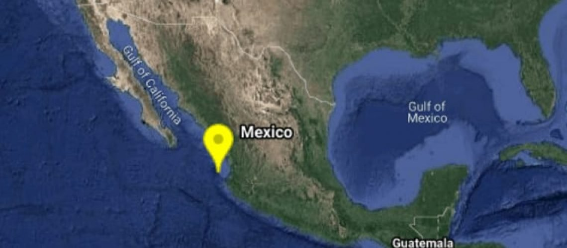 Registran sismo de 5.6 en Ixtapa, Jalisco hoy sábado