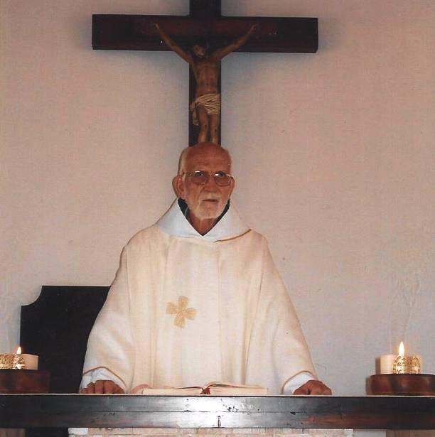 Fallece el padre Tom, fundador del Monasterio Benedictino de Texin, en Teocelo
