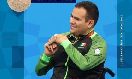 El xalapeño Diego López se cuelga el bronce en Tokio 2020; suma la séptima medalla para México