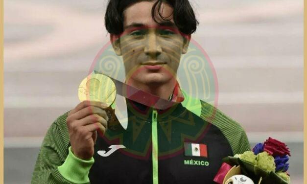 José Chessani, de Coatzacoalcos Veracruz, da quinto oro en Tokio 2020