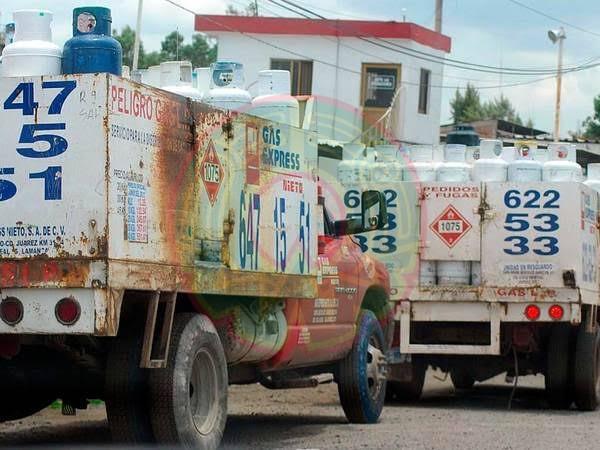 Gaseros suspenden actividades en CDMX y otros estados ante tope del gobierno a precios del gas LP