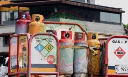 Estos estados suspendieron la venta y distribución de gas LP en México