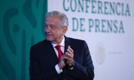 AMLO destaca llegada de Adán Augusto López a Segob: 'Se hará cargo de asuntos públicos'