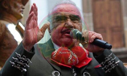 ¿Vicente Fernández podría quedar en estado vegetativo? Esto es lo que reportan