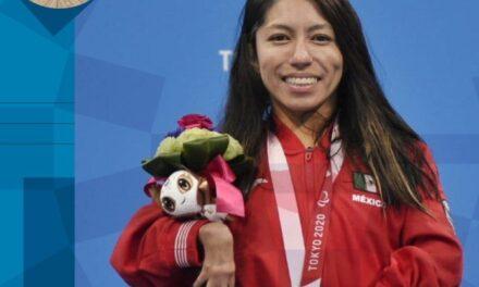 Cayó la primera medalla para México en los Paralímpicos de Tokio