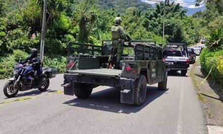 Enfrentamiento entre elementos de seguridad y civiles la zona de Ixtaczoquitlán-Fortín