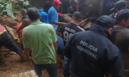 Confirma Cuitláhuac García 7 personas fallecidas en Xalapa por el paso del Huracán Grace