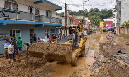 EMITEN ALERTA PREVENTIVA POR DESLAVES Y DESLIZAMIENTOS EN XALAPA