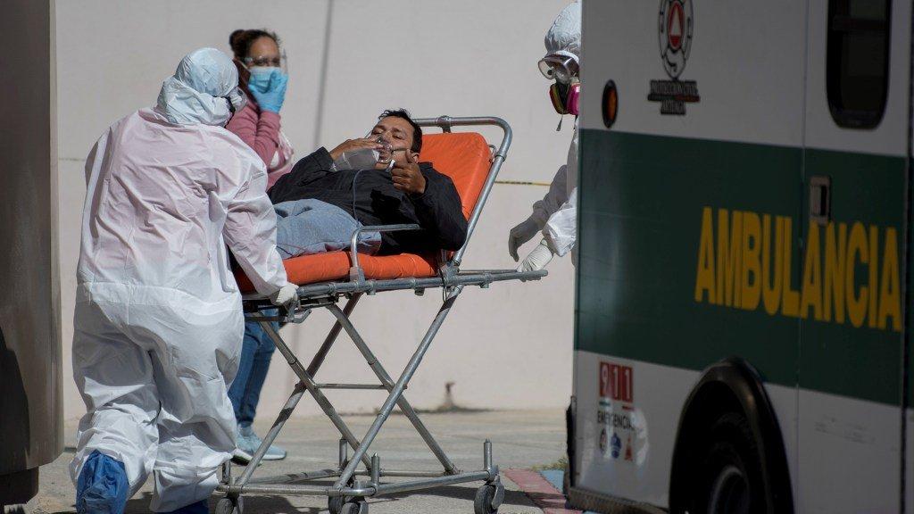 México Registró En Las Últimas 24 Horas 21 Mil 569 Casos Y 618 Muertes Por COVID-19