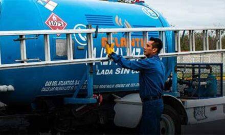 Esto costará el gas LP durante la semana en municipios de Veracruz