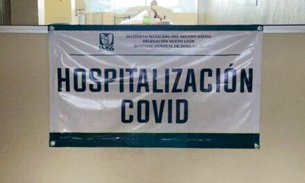 La noche de este lunes en Xalapa 45 personas contagiadas de covid 19 y lamentablemente 3 decesos