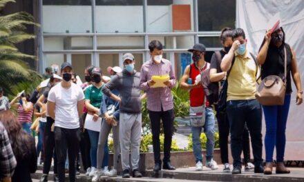 México registra 603 muertes por COVID-19 en las últimas 24 horas