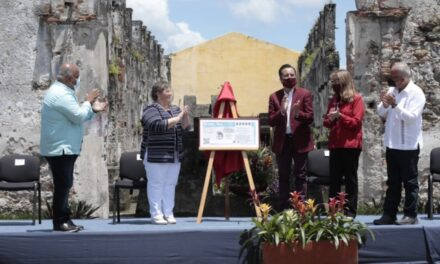 Presenta Lotería Nacional billete conmemorativo del bicentenario de la firma de los Tratados deCórdoba