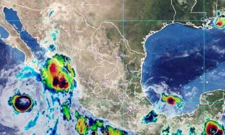 Tormenta tropical 'Marty' se desplaza al oeste; prevén que se aleje del país