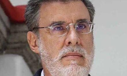 Reportan la salida de Julio Sherer Ibarra de la conserjería Jurídica de la Presidencia