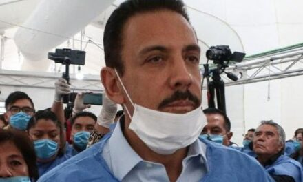 Hospitalizan al Gobernador de Hidalgo Omar Fayad de emergencia