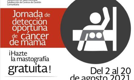 OFRECEN MASTOGRAFÍAS GRATUITAS EN EL CGC FOVISSSTE