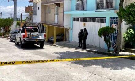 Realizan disparos de arma de fuego en la Colonia Miguel Hidalgo en Xalapa