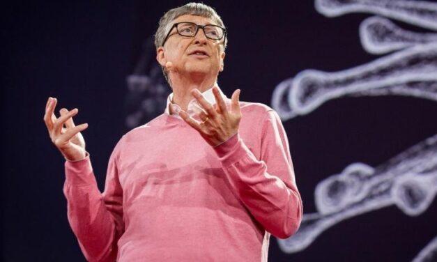 """Bill Gates advierte que la gente no puede con otra pandemia y da """"la única solución"""""""