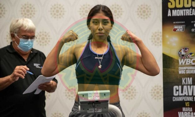 Muere boxeadora mexicana Jeanette Zacarías tras sufrir brutal nocaut