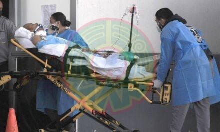 México registró en las últimas 24 horas 1,071  muertes por COVID-19