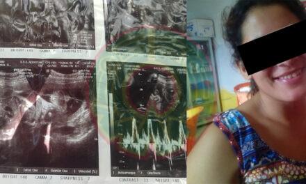 Diana la joven que abortó en Oluta Veracruz, ya fue liberad