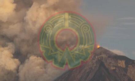 VIDEO: Volcán de Fuego, el más activo de Centroamérica entra en erupción