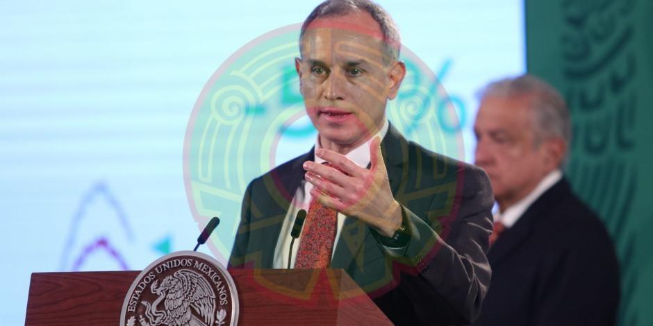 Vacunación contra COVID: Un millón de menores con riesgo grave serán inoculados: López-Gatell