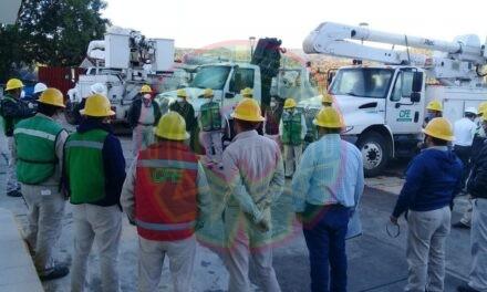 CFE restablece al 100% la luz en CDMX tras sismo magnitud 7.1