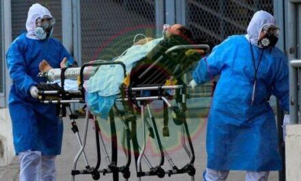 Reporta México mil 177 muertes por Covid en 24 horas; es la cifra más alta desde junio